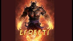 Dungeons and Dragons Lore : Efreeti