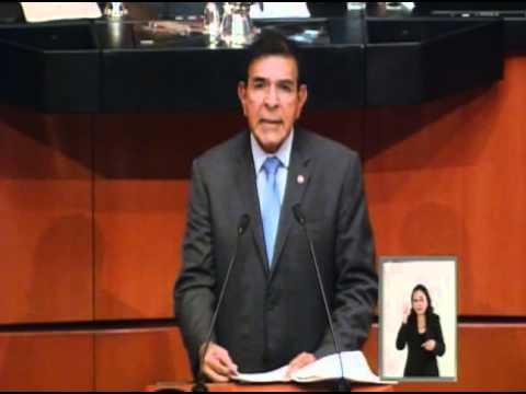Sen. López Brito: se aprobó dictamen para que Risperidona se considere con menos efectos secundarios