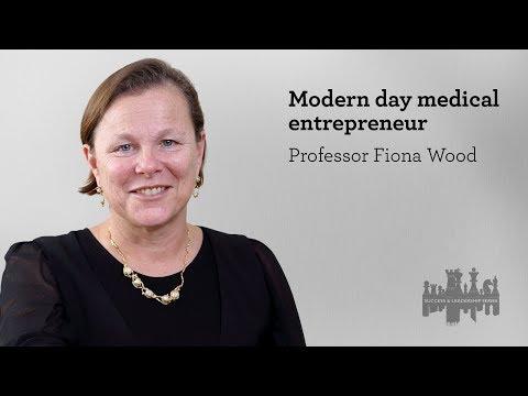 Success & Leadership breakfast with Professor Fiona Wood