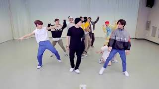 TO THE BEAT (ATEEZ) × LEFT & RIGHT (SEVENTEEN) [MAGIC DANCE]