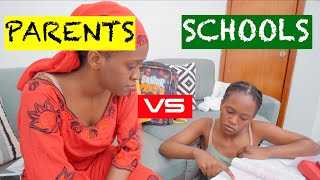 Download Maraji Comedy - PARENTS VS SCHOOLS (Maraji's World)