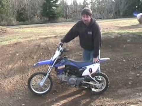 Duane Brown (BBR) Reviews the TT-R110