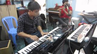 Đàn Organ - Sáo Trúc Mẹ Yêu Con Nghệ 37 Band