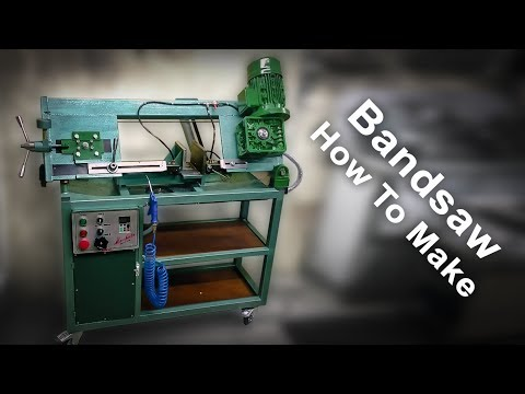 Bandsaw For Metall How To Make