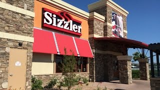 Sizzler Restaurant Review; Hemet, CA