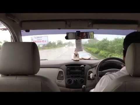 Car Rentals from Pune to Mumbai - Toyota Innova