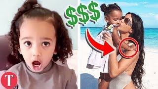 Most Expensive Things Kim Kardashian Bought Her Kids