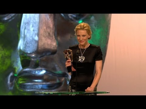 Cate Blanchett wins Best Leading Actress Bafta  The British Academy Film Awards 2014  BBC One