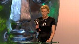Cate Blanchett wins Best Leading Actress Bafta - The British Academy Film Awards 2014 - BBC One