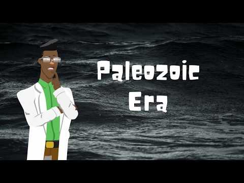 Paleozoic Era | Geologic time scale with events |