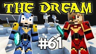 THE DREAM - Ep. 61 : Duel en apesanteur - Fanta et Bob Minecraft Modpack