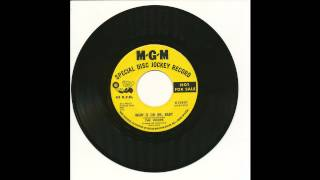 The Whips - Whip It On Me, Baby - MGM 13401