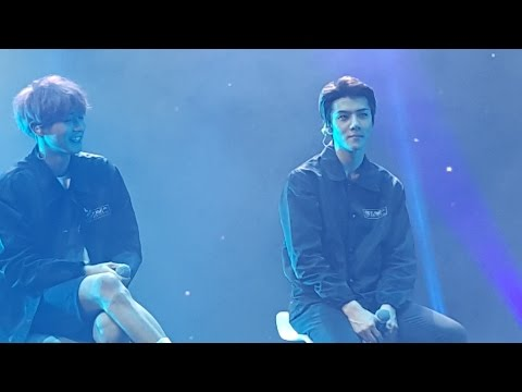 "EXO - ""Sing For You"" EXOPLANET#2 EXO'luXion Dallas 160210"