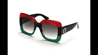Обзор на очки GUCCI | (Gucci-линзы). hi tall