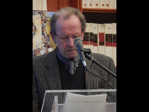 Sergio Nicolai interpreta Il bue di Antonio Bruni