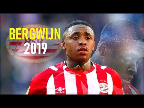 Steven Bergwijn 2019 - Dominating Netherlands - Powerful Speed Skills & Goals - PSV
