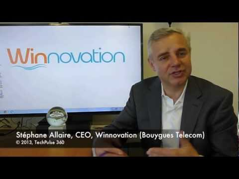 Interview: Winnovation CEO, Stephane Allaire