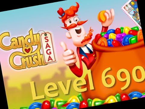 how to pass candy crush level 690