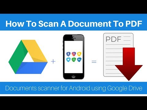 Documents Scanner App For Android