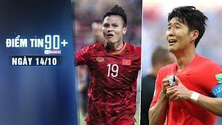 Điểm tin 90+ ngày 14/10 | Hàn Quốc - Triều Tiên đá trận đấu lịch sử; Indonesia xem nhẹ ĐT Việt Nam