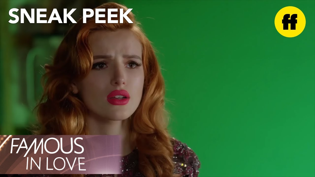 Famous in Love | Season 1, Episode 4 Sneak Peek: Paige Acts Opposite A  Tennis Ball | Freeform