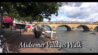 Midsomer Villages Virtual Walk