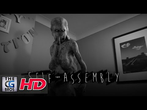 "CGI & VFX Shorts HD: ""SELF- ASSEMBLY"" - by Ray Sullivan"