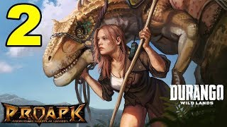 DURANGO Gameplay Android / iOS - Live Stream #2