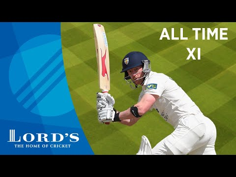 Sehwag, Kallis & Stokes - Paul Collingwood's All Time XI