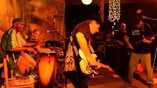 Gerry Joe Weise, Juma Sultan, Aussie Boogie, live USA