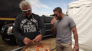 One Nibble with Julian Edelman: Featuring Guy Fieri