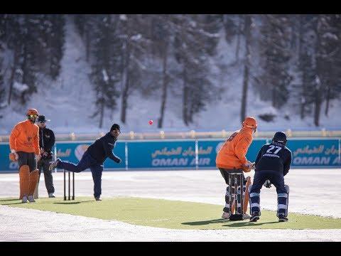 St. Moritz Ice Cricket 2018 – Best Of