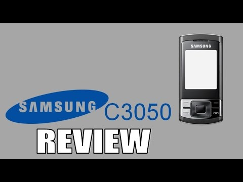 Samsung C3050 Review