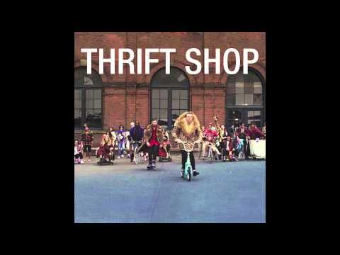 Thrift Shop  Macklemore & Ryan Lewis iTunes clean version