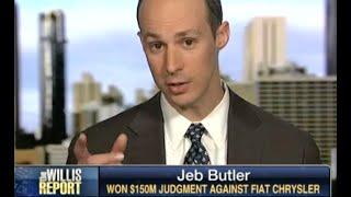 Jeb Butler Discusses $150 Million Verdict on Fox