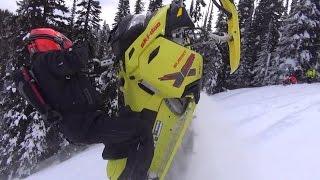 Ski doo Summit T3 Hillclimb