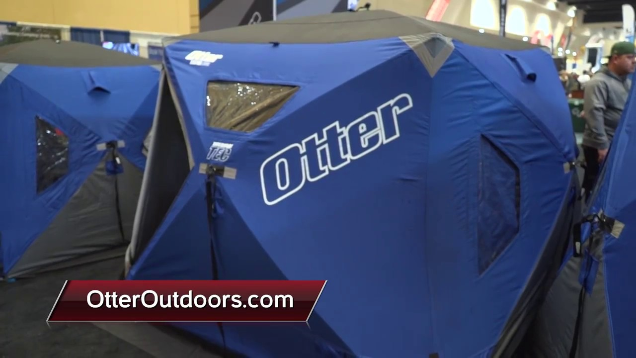 Otter Outdoors - St Paul Ice Show 2017