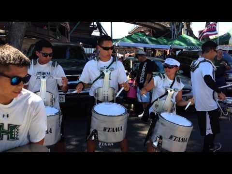 University of Hawaii Drumline