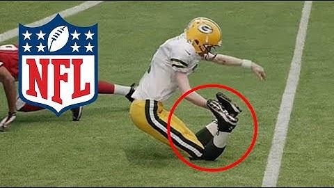 Top 5: Las Peores Lesiones En La NFL.