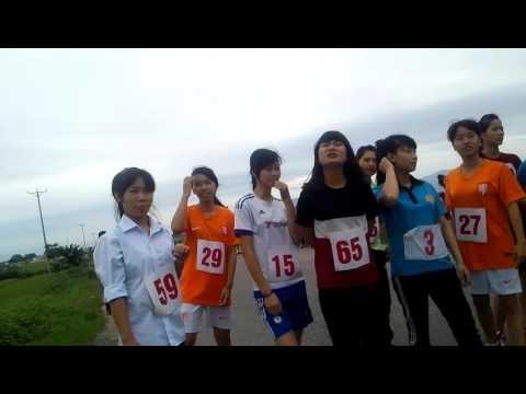 Giải chạy việt dã huyện quốc oai