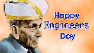 Happy Engineers Day 2018 | Mokshagundam Visvesvaraya | WhatsApp Status | Engineer's Status Video