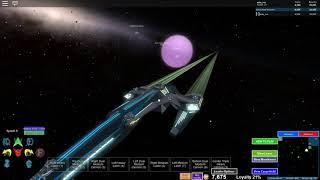 Roblox Galaxy - LEVIATHAN VS ALIEN PUNISHER