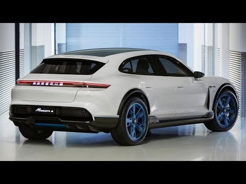 2019 Porsche Mission E-Cross Turismo Review - Dauer: 8 Minuten, 32 Sekunden