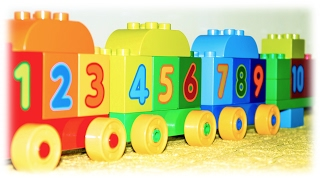 "VIDEO FOR CHILDREN ""Number Train 1-10"" LEGO Duplo 10558"