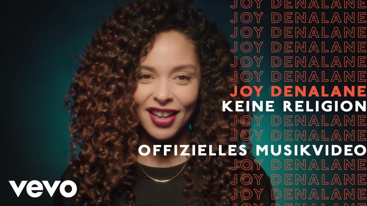 Joy Denalane - Keine Religion (Offizielles Musikvideo)