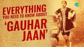 Gauhar Jaan India
