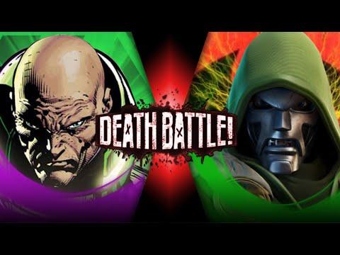 Lex Luthor vs Doctor Doom Review (Also Hype for the Next Episode) - Shiruku Katze