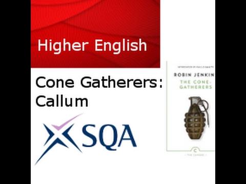 Видео Cone gatherers essay help