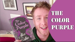 Vlog 4  #Bookdraw Book Review Color Purple by Alice Walker Review