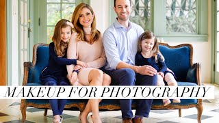 How to do your Makeup for Photographs | Lisa J Makeup